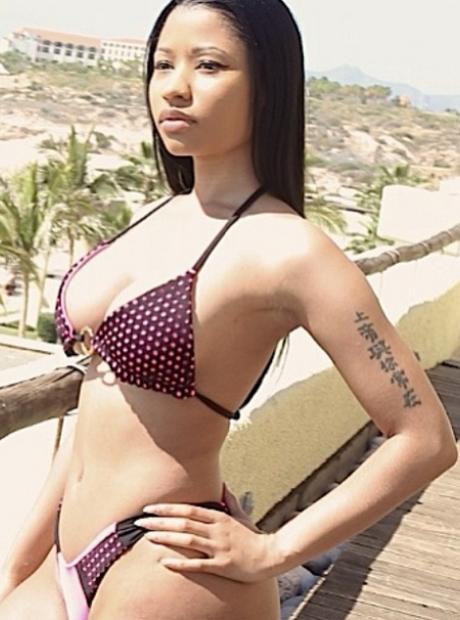 Nicki Minaj Bikini Instagram