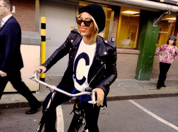 Beyonce Bike