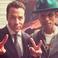 Image 1: Ari Gold/ Jeremy Piven Pharrell