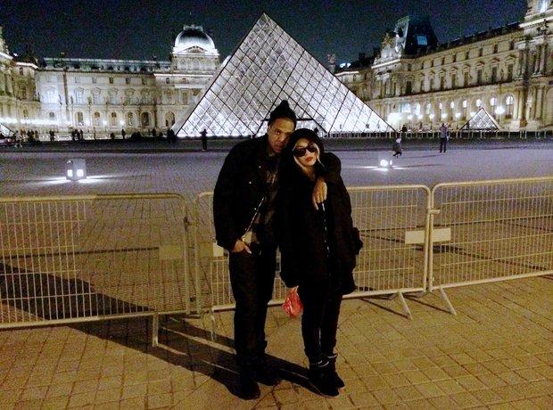 Beyonce Jay Z Paris