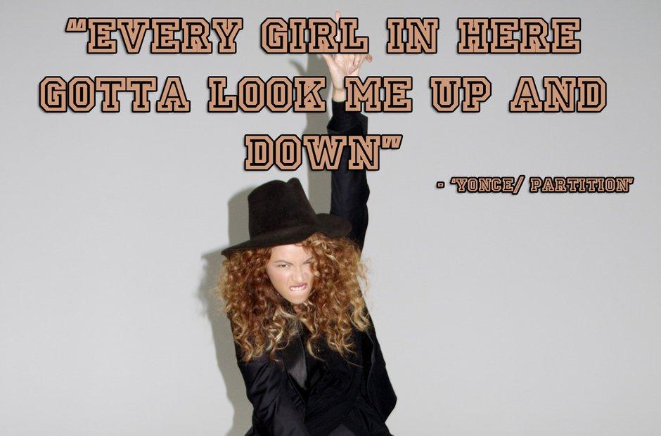 Beyoncé's 15 Fiercest Lyrics Of All Time - Capital XTRA