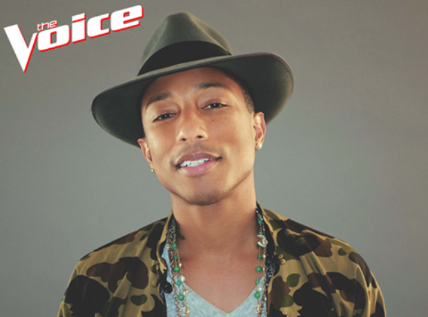 Pharrell The Voice