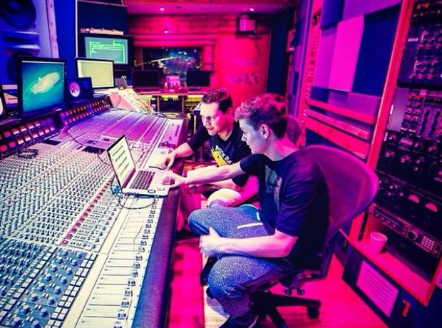 Tiesto Martin Garrix Ultra Music Festival 10