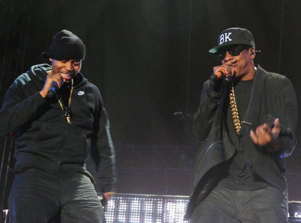 Jay Z Nas Coachella 2014