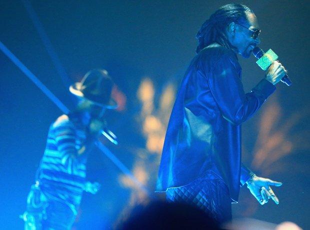 Pharrell Snoop Dogg Coachella 2014