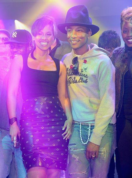 Pharrell Alicia Keys