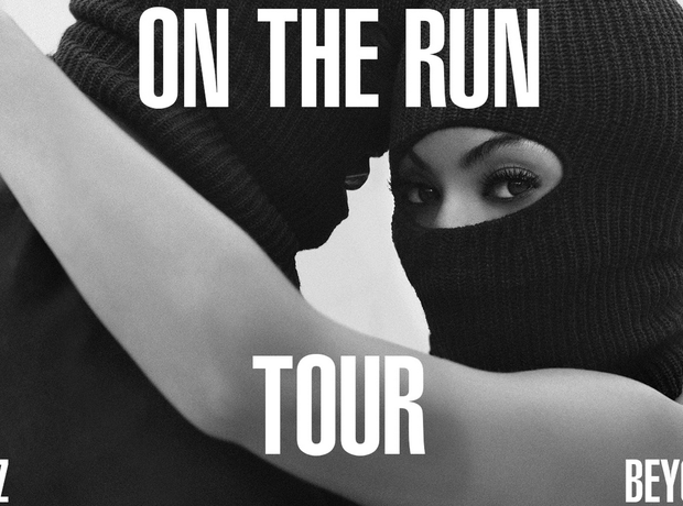 Beyonce Jay Z On The Run Tour