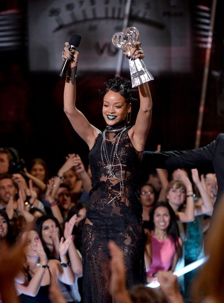 Rihanna iHeart Radio 2014