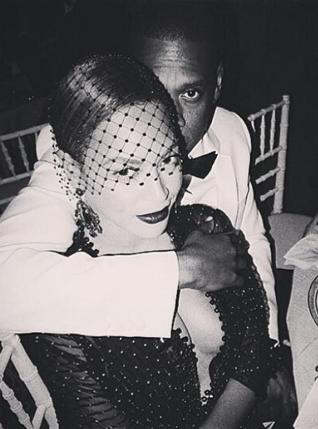 Beyonce Jay Z Instagram Met Gala 2014 2