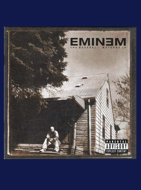 Eminem - 'Marshall Mathers LP' - 11 Noughties Albums That ...