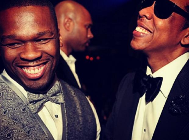 50 CENT Jay Z