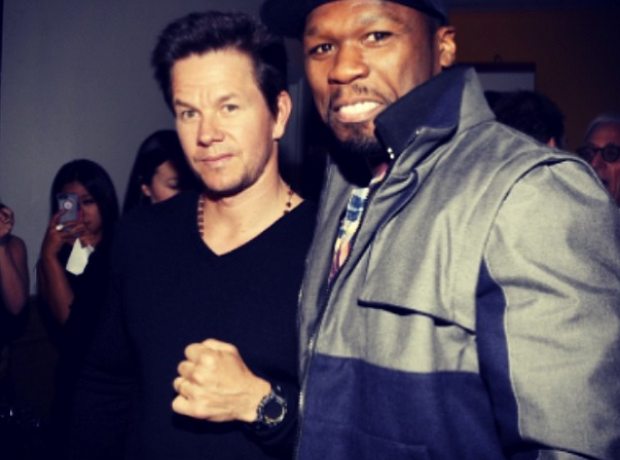 50 CENT mark wahlberg