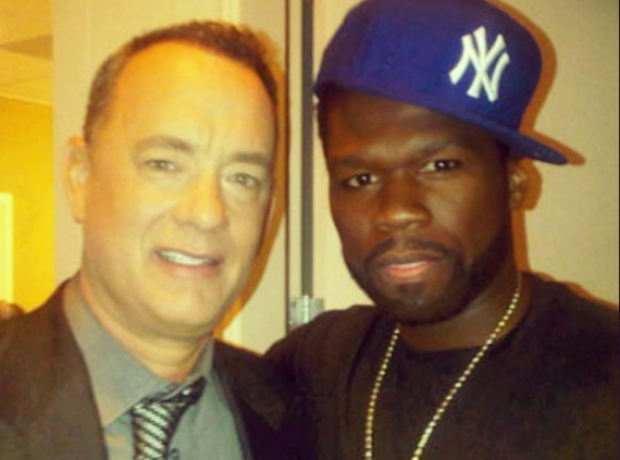 50 CENT Tom Hanks