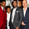 Image 2: 50 CENT Will Smith Jayden Smith Bruce Willis