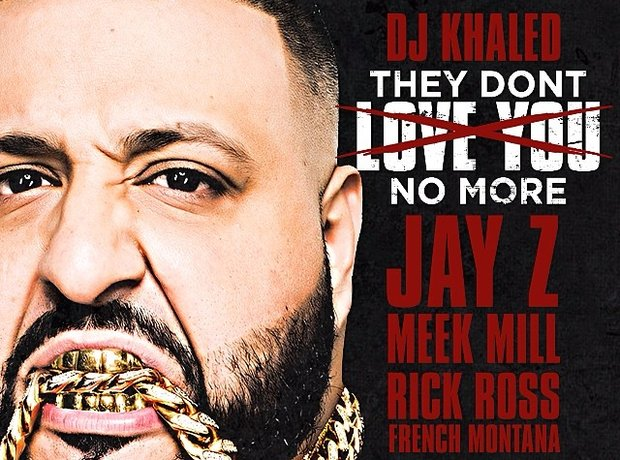 DJ Khaled feat. French Montana, Jay-Z, Meek Mill a