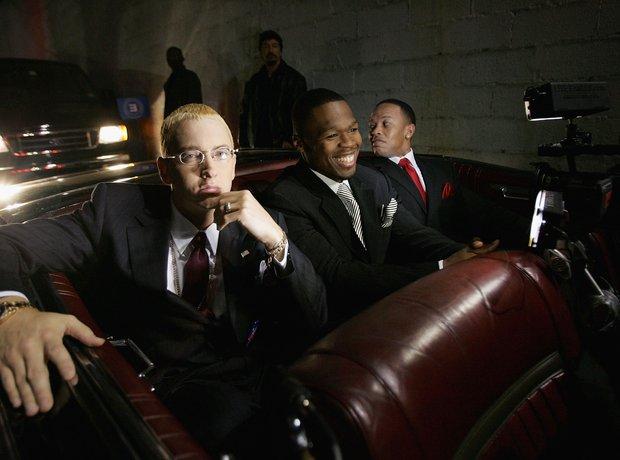Dr Dre Eminem 50 Cent
