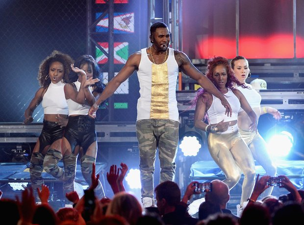 Jason Derulo Billboard Awards 2014