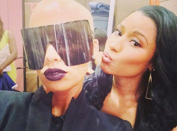 Nicki Minaj at Billboard Music Awards 2014