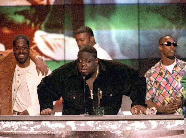 Notorious B.I.G Biggie Smalls