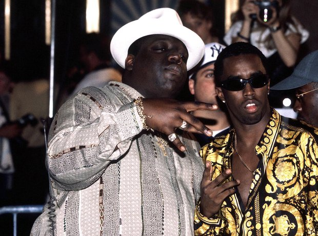 2pac and biggie smalls relationship