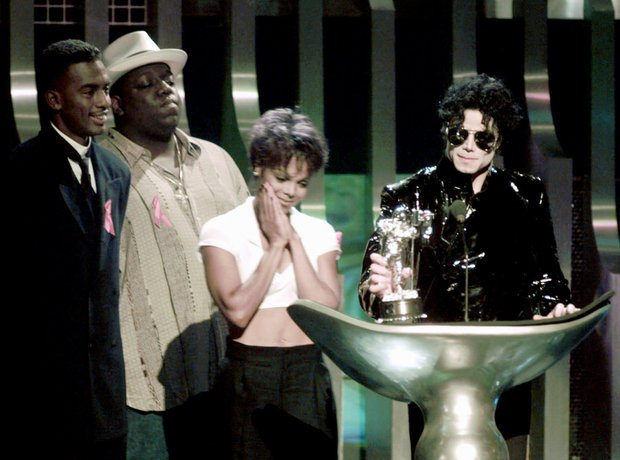 The Notorious B.I.G/ Biggie Smalls Michael Jackson