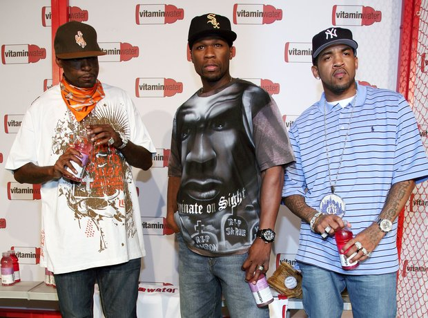 50 Cent Tony Yayo Lloyd Banks
