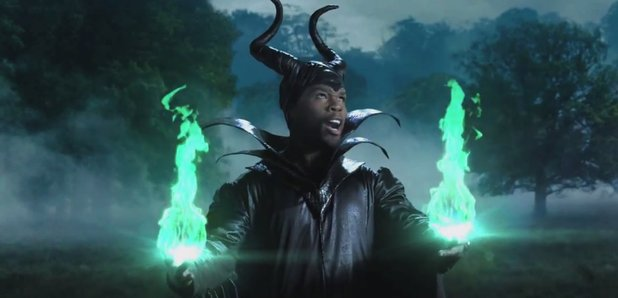 50 Cent Spoofs The Disney Film Maleficent And It's Amazing ...  50 Cent Spoofs ...