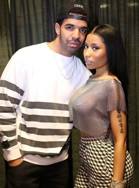 Is drake hookup with nicki minaj