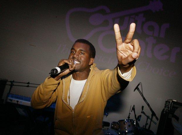 Kanye West 2003