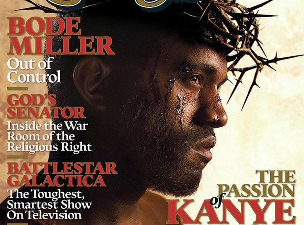 Kanye West Rolling Stone 2006