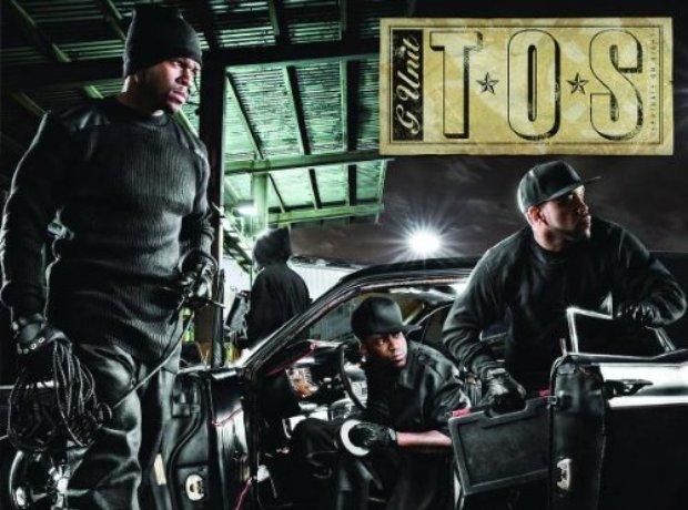 G-Unit Terminate On Sight artwork