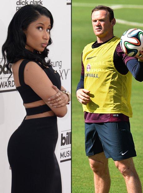 Rapper vs Footballer