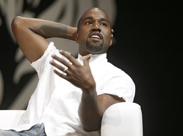 Kanye West  Cannes Lions 2014