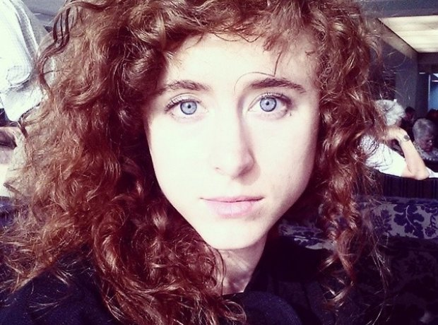 Kiesza without make-up