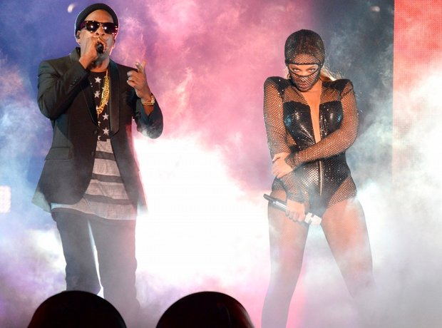 Beyonce And Jay Z 'On The Run' Tour (Miami)