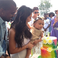 Image 8: Kim and Kanye celebrate North's birthday