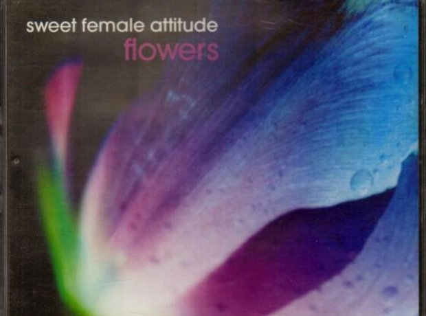 Sweet Female Attitude - Flowers