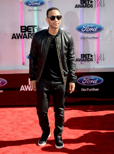 BET 2014 Red Carpet Arrivals