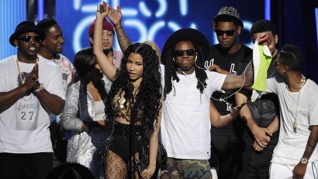 Nicki Minaj And Lil' W...