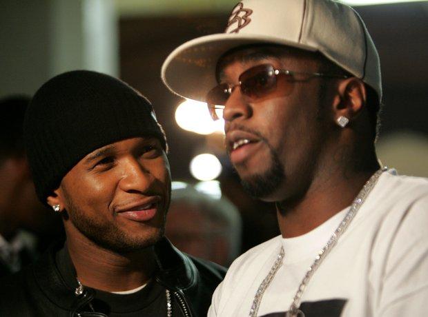 P Diddy Usher