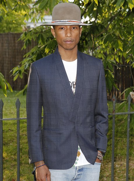 The Serpentine Gallery Summer Party Pharrell Willi
