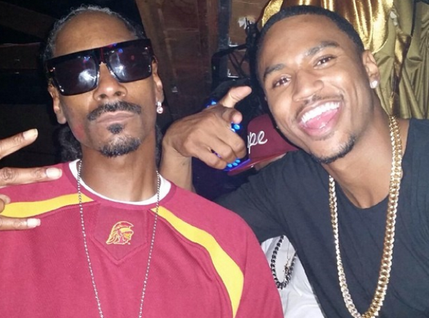 Snoop Dogg and Trey Songz