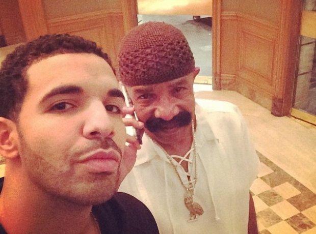 Drake's Dad On Instagram