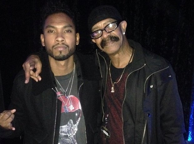Drake's Dad with Miguel