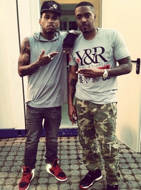 Kid Ink and Nas