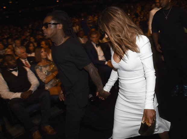 Lil Wayne Christina Milian ESPYs