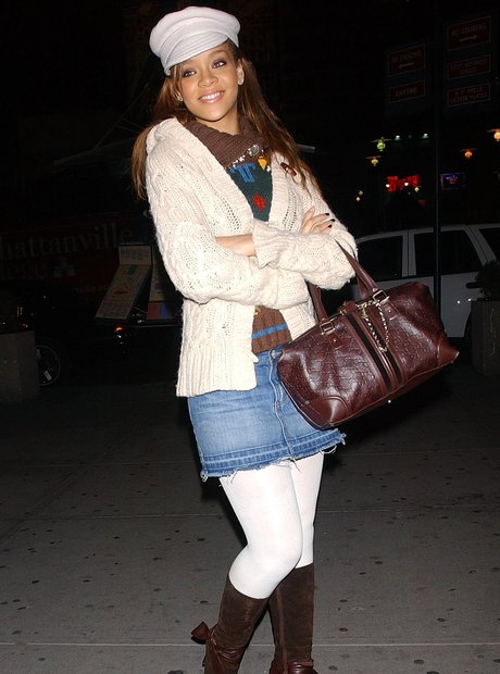 Rihanna in 2006