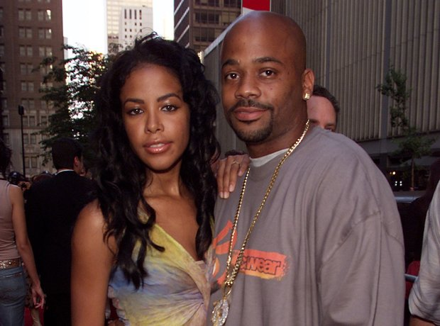 When aaliyah died who was she dating