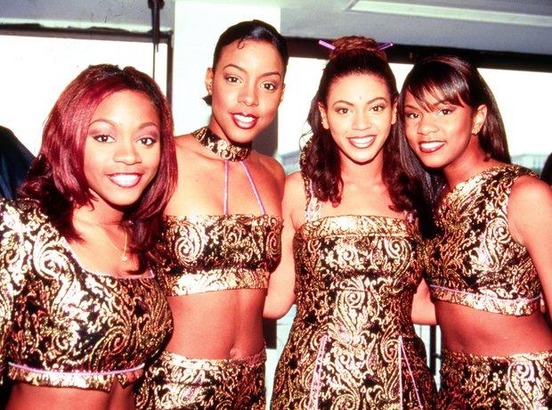 Destiny's Child (original line up)