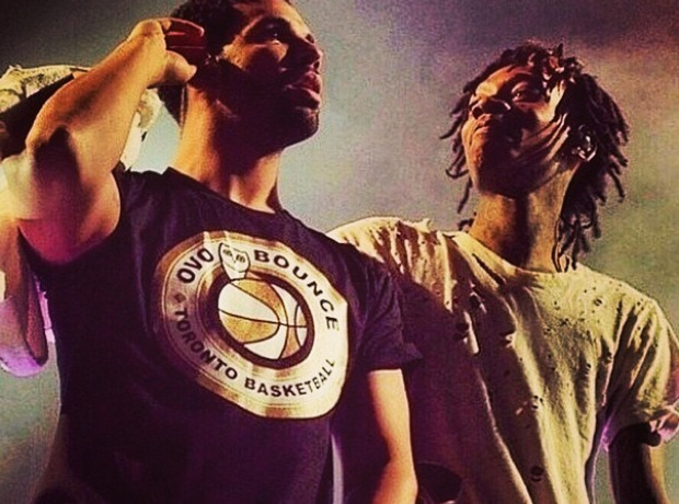 Drake Wiz Khalifa